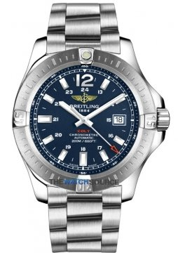 Breitling Colt Automatic 44mm Mens watch, model number - a1738811/c906-ss, discount price of £2,350.00 from The Watch Source