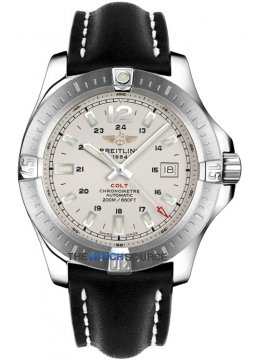 Breitling Colt Automatic 44mm Mens watch, model number - a1738811/g791-1ld, discount price of £2,220.00 from The Watch Source