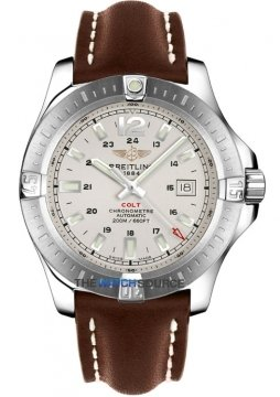 Breitling Colt Automatic 44mm Mens watch, model number - a1738811/g791-2lt, discount price of £2,060.00 from The Watch Source
