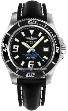 Breitling Superocean 44 Mens watch, model number - a1739102/ba79-1LT, discount price of £2,095.00 from The Watch Source