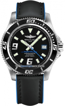Breitling Superocean 44 Mens watch, model number - a1739102/ba79-1lts, discount price of £2,140.00 from The Watch Source