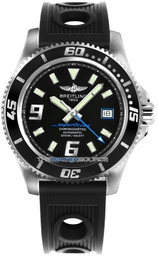Breitling Superocean 44 Mens watch, model number - a1739102/ba79-1or, discount price of £2,260.00 from The Watch Source