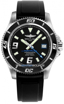 Breitling Superocean 44 Mens watch, model number - a1739102/ba79-1pro2d, discount price of £2,360.00 from The Watch Source