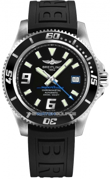 Breitling Superocean 44 Mens watch, model number - a1739102/ba79-1pro3d, discount price of £2,260.00 from The Watch Source