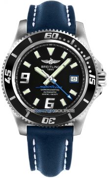 Breitling Superocean 44 Mens watch, model number - a1739102/ba79-3LD, discount price of £2,260.00 from The Watch Source