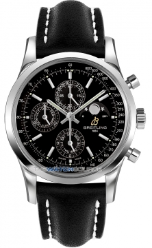 Breitling Transocean Chronograph 1461 Mens watch, model number - a1931012/bb68-1LT, discount price of £6,200.00 from The Watch Source