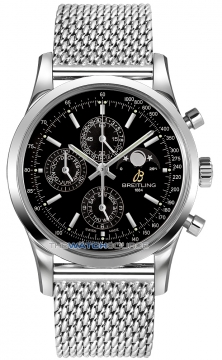 Breitling Transocean Chronograph 1461 Mens watch, model number - a1931012/bb68-ss, discount price of £6,520.00 from The Watch Source