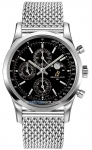 Breitling Transocean Chronograph 1461 a1931012/bb68-ss watch