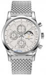 Breitling Transocean Chronograph 1461 a1931012/g750-ss watch