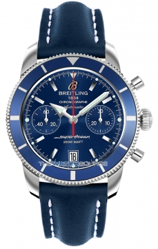 Breitling Superocean Heritage Chronograph Mens watch, model number - a2337016/c856-3ld, discount price of £3,810.00 from The Watch Source