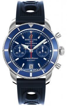 Breitling Superocean Heritage Chronograph Mens watch, model number - a2337016/c856-3or, discount price of £3,830.00 from The Watch Source