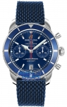 Breitling Superocean Heritage Chronograph a2337016/c856/280s watch