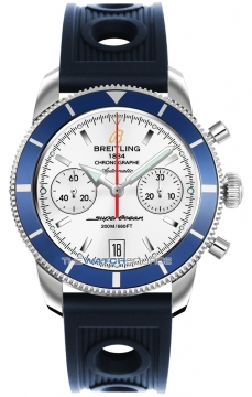 Breitling Superocean Heritage Chronograph Mens watch, model number - a2337016/g753-3or, discount price of £3,830.00 from The Watch Source