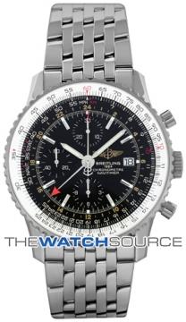 Breitling Navitimer World a2432212/b726-ss watch