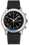 Breitling Navitimer World a2432212/b726/268s watch