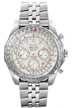 Breitling Bentley Motors T Speed Mens watch, model number - a2536513/g675-ss, discount price of £7,340.00 from The Watch Source
