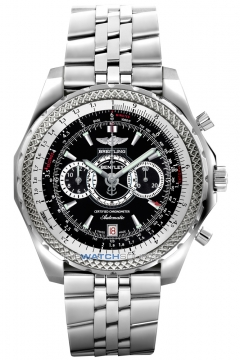 Breitling Bentley Supersports Mens watch, model number - a26364a6/bb64-ss, discount price of £6,630.00 from The Watch Source
