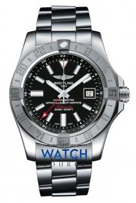 Breitling Avenger II GMT a32390111b1a1 watch