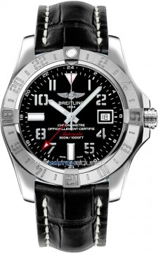 Breitling Avenger II GMT Mens watch, model number - a3239011/bc34-1cd, discount price of £2,900.00 from The Watch Source