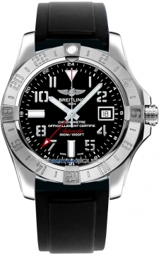 Breitling Avenger II GMT Mens watch, model number - a3239011/bc34-1pro2t, discount price of £2,550.00 from The Watch Source