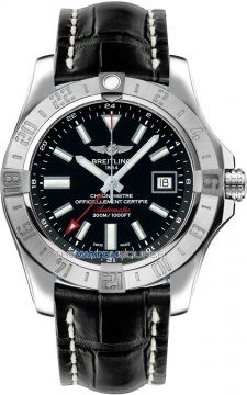 Breitling Avenger II GMT Mens watch, model number - a3239011/bc35-1ct, discount price of £2,950.00 from The Watch Source