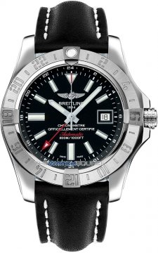 Breitling Avenger II GMT Mens watch, model number - a3239011/bc35-1ld, discount price of £2,846.00 from The Watch Source