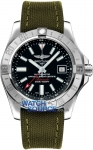 Breitling Avenger II GMT a3239011/bc35/106w watch