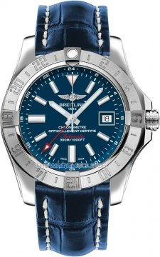 Breitling Avenger II GMT Mens watch, model number - a3239011/c872-3cd, discount price of £2,900.00 from The Watch Source