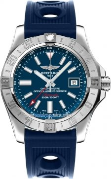 Breitling Avenger II GMT Mens watch, model number - a3239011/c872-3or, discount price of £2,660.00 from The Watch Source