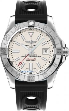 Breitling Avenger II GMT Mens watch, model number - a3239011/g778-1or, discount price of £2,660.00 from The Watch Source
