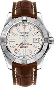Breitling Avenger II GMT Mens watch, model number - a3239011/g778-2ct, discount price of £2,950.00 from The Watch Source