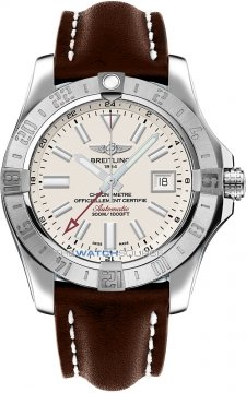 Breitling Avenger II GMT Mens watch, model number - a3239011/g778-2ld, discount price of £2,846.00 from The Watch Source