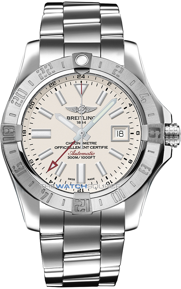 big sale 94102 7db99 Breitling Avenger II GMT a3239011/g778-ss3