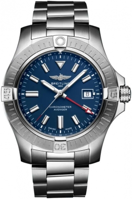 Breitling Avenger Automatic GMT 45 a32395101c1a1 watch
