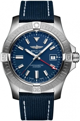 Breitling Avenger Automatic GMT 45 a32395101c1x2 watch