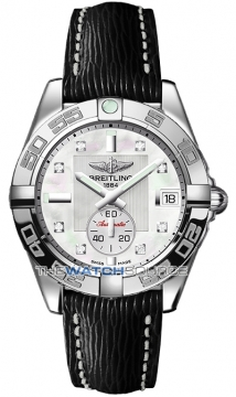 Breitling Galactic 36 Automatic Midsize watch, model number - a3733012/a717-1lts, discount price of £3,765.00 from The Watch Source