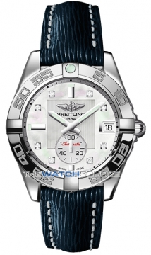 Breitling Galactic 36 Automatic Midsize watch, model number - a3733012/a717-3lts, discount price of £3,440.00 from The Watch Source