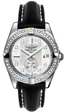 Breitling Galactic 36 Automatic Midsize watch, model number - a3733053/a717-1lt, discount price of £6,030.00 from The Watch Source