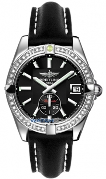 Breitling Galactic 36 Automatic Midsize watch, model number - a3733053/ba33-1lt, discount price of £5,916.00 from The Watch Source