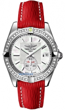 Breitling Galactic 36 Automatic Midsize watch, model number - a3733053/a716-6lts, discount price of £5,730.00 from The Watch Source