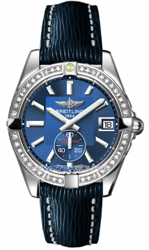 Breitling Galactic 36 Automatic Midsize watch, model number - a3733053/c824-3lts, discount price of £5,410.00 from The Watch Source
