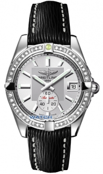 Breitling Galactic 36 Automatic Midsize watch, model number - a3733053/g706-1lts, discount price of £5,410.00 from The Watch Source