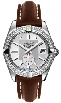 Breitling Galactic 36 Automatic Midsize watch, model number - a3733053/g706-2ld, discount price of £5,560.00 from The Watch Source