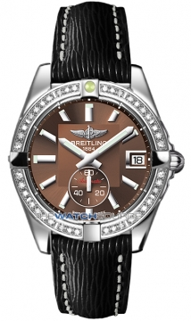 Breitling Galactic 36 Automatic Midsize watch, model number - a3733053/q582-1lts, discount price of £5,916.00 from The Watch Source