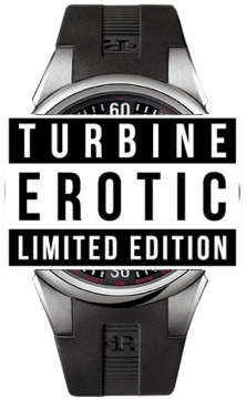 Perrelet Turbine 44mm Mens watch, model number - A4020/4 TURBINE EROTIC, discount price of £4,950.00 from The Watch Source