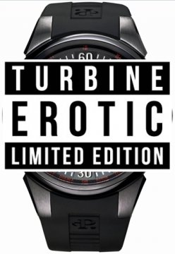 Perrelet Turbine 44mm Mens watch, model number - A4021/1 TURBINE EROTIC, discount price of £3,170.00 from The Watch Source