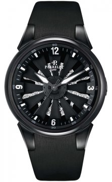 Perrelet Turbine 50mm a4022/1 TURBINE TOXIC watch