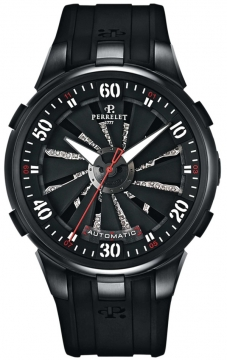 Perrelet Turbine 50mm Mens watch, model number - a4023/1 TURBINE TOXIC, discount price of £4,990.00 from The Watch Source