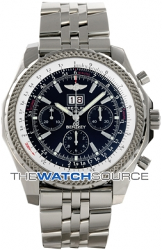 Breitling Bentley 6.75 Mens watch, model number - a4436212/b728-ss, discount price of £6,680.00 from The Watch Source