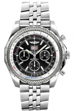 Breitling Bentley 6.75 Speed Mens watch, model number - a4436412/b959-ss, discount price of £6,160.00 from The Watch Source